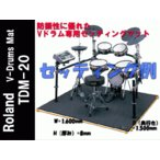 �߸ˤ��ꢣRoland �Żҥɥ���� �ɿ��ޥå� TDM-20(��)������ V-Drums�� �ޥå�(���塼����)(����̵��)