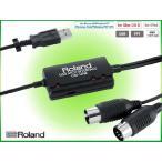 Roland (ローランド) USB MIDIインターフェイス iPad対応
