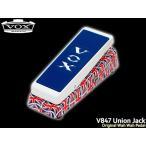 【在庫あり】純正アダプター付 VOX ワウペダル V847-A-UJ Union Jack オリジナルワウペダル ユニオンジャック