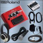 BOSS ボーカルエフェクター VE-2 (フットスイッチ/マイク/USBケーブル/ヘッドホン付きセット)