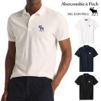 【全3色】 アバクロンビー&フィッチ 正規 メンズ ポロシャツ 半袖 ビッグムース Abercrombie&Fitch