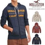 ホリスター パーカー メンズ ジップアップ  Hollister