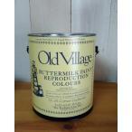 オールドビレッジ バターミルクペイント13-25 3785ml Corner Cupboard Yellowish White