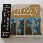 ボウイ BOOWY ジャスト ア ヒーロー JUST A HERO CA32-1226 中古CD 12c盤