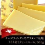 [G] グリュイエールチーズ×約500gクール [冷蔵] 便でお届け 【2〜3営業日以内に出荷】
