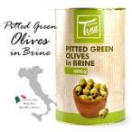 マンマ・ティーナ イタリア産 グリーンオリーブ [種無] 4kg [常温] 便でお届け4個まで...