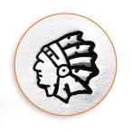 彫金刻印 Indian Head*インディアンヘッド 革細工