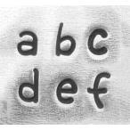 彫金用 Juniper Low*小文字英語アルファベット刻印セット