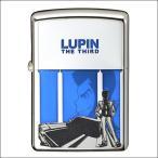 「ルパン三世」原作誕生50周年記念ZIPPOライター PART4 ジッポー/200番/シルバー/TVシリーズ第4作/ブルージャケット