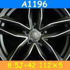 アウディ対応 A1196(8.5J+42 112×5H) (19インチ,マットガンメタ,ホイール,1台分)