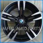 BMW F30,F31,F32,F36,X1/E84対応 B-34(225/40R19)/パターンB (19インチ,マットブラック,ホイール,タイヤ,1台分)