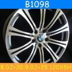 BMW対応 B1098(8.0J +20 9.0J +25 120×5H) (19インチ,ダークグレー,ホイール,1台分)