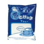 (まとめ)長良化学 融雪剤 雪とけっこ 2kg 1袋 〔×10セット〕トップセラー