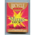 トランプ バイスクル(BICYCLE) ミラージュデック 手品 ギミックカード トリックカード マジック