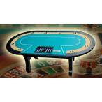 カジノゲームテーブル (ポーカーテーブル)