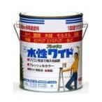 代引き不可 ニッペ ホームペイント 多用途塗料 水性フレッシュワイド 1.6L