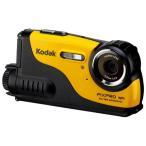 デジタル カメラ アウトドア カメラ コダック PIXPRO WP1 イエロー 防水 防塵 耐衝撃 送料無料