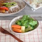 小鉢 食器 おしゃれ 和食器 美濃焼 ボウル サラダボウル デザートボウル 渕茶うのふ粉引たわみ型小鉢