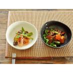 和食器 水玉ドット5.5煮物鉢 【美濃焼/食器/エムズ/訳あり/アウトレット込み/煮物鉢/白/黒】