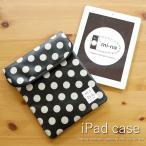 Yahoo Shopping - ipad ケース 11インチ 9.7インチ アイパッドケース タブレットカバー タブレットポーチ おしゃれ かわいい ブラックキナリコインドット