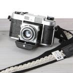 Yahoo Shopping - カメラストラップ camera strap 一眼レフ ミラーレス一眼用 レースブラック