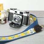 Yahoo Shopping - カメラストラップ camera strap 一眼レフ ミラーレス一眼用 カフカリボン わたげとたんぽぽ
