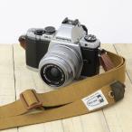 Yahoo Shopping - カメラストラップ camera strap 一眼レフ ミラーレス一眼用 H.L.キャメル フリータイプ