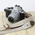 Yahoo Shopping - カメラストラップ camera strap 一眼レフ ミラーレス一眼用 H.L.ベージュ フリータイプ