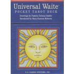 ユニバーサル ウェイト ライダー タロットカード 鮮やかなライダー版 ポケットサイズ タロット デック Universal Waite Pocket Tarot Deck