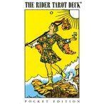 �饤���� ����åȥ����� ���ܤΥ����� �ݥ��åȥ����� ����å� The Rider Tarot Deck Pocket �ꤤ �������� waite