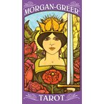 ����åȥ����� �⡼���� ���ꥢ ����å� ����������ɥ����� Morgan-Greer Tarot deck
