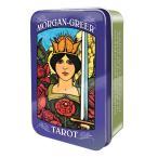 ����åȥ����� �⡼���� ���ꥢ ����å� ������ �ݥ��åȥ����� Morgan-Greer Tarot tin