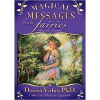 �ޥ����� ��å����� �ե�� �ե���� ���饯�륫���� Magical Messages From The Fairies Oracle Cards �ꤤ