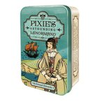 ピクシーズ アスタウンディング ルノルマン 缶入り ポケットサイズ Pixie's Astounding Lenormand  ルノルマンカード 占い