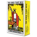 �饤���� ����åȥ����� ���ܤΥ����� ����������ɥ����� ����å� The Rider Tarot Deck