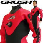 GRUSH(グラッシュ) ドライスーツ メンズ DRY SUITS (RED) 【送料無料】