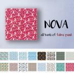 ファブリックパネル Sサイズ 30cm × 30cm 北欧 かわいい デザイン アニマル  カラフル ゾウ ライオン 蜂 フラワーデザイン 蜜