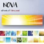 ファブリックパネル L-Lサイズ 30cm × 120cm 北欧 お洒落柄 キラキラ 夜景 レインボー ビューティー 光  色とりどり 虹色 カラフル