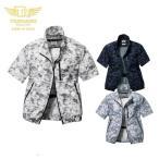 空調服 TORNADO RAKAN トルネードラカン 半袖ブルゾン(ファンなし) TR1251