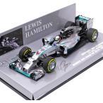 ミニチャンプス 1/43 メルセデス AMG ペトロナス F1 チーム W05 2014 F1 ワールドチャンピオン #44 L.ハミルトン