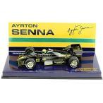 ミニチャンプス 1/43 ロータス ルノー 97T 1985 F1 #12 A.セナ