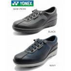 ヨネックス ウォーキングシューズ メンズ 靴 MC94 SHW-MC94 3.5E パワークッション YONEX ファスナー付き