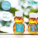 CBD ハニー 蜂蜜 CBD HONEY HCC MCTオイル ココナッツオイル カンナビジオール ハワイ ハニー ハチミツ