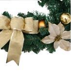 クリスマス ガーランド クリスマスリース クリスマス飾り 1.8m クリスマスツリー 飾り パーティー装飾藤 クリスマス オーナメント クリ