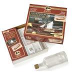 帆船模型 木製模型 キット アマティ オランダのヨット(ボトルシップ)