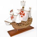 帆船模型 ( 木製 )  キット アマティ社 サンタマリア