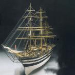 帆船模型 ( 木製模型 ) キット マンチュアモデル社 アメリゴベスプッチ(PANART)