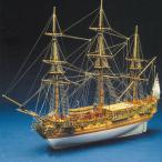 帆船模型 ( 木製模型 ) キット  マンチュアモデル社 ロイヤルキャロライン