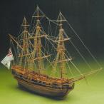 帆船模型 木製模型 キット マンチュアモデル プレジデント