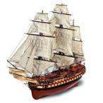 帆船模型 木製模型 キット アークレー モンタニエス